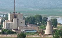 Mỹ: Triều Tiên đang khởi động lại lò phản ứng hạt nhân