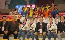 Sẽ thanh tra toàn diện bộ môn taekwondo