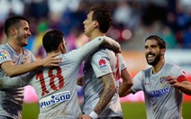 Mandzukic - Griezmann đem về 3 điểm cho Atletico Madrid