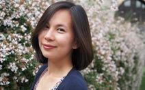 Đặng Minh Thư đại diện VN dự Trại Sáng tạo ở Nhật