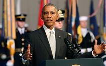 Tổng thống Mỹ nói Trung Quốc không nên bắt nạt nước nhỏ