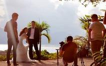 Ðám cưới hấp dẫn như phim