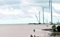 Ưu tiên, khuyến khích phát triển điện gió