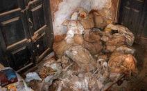 Ấn Độ phát hiện 61 bao đựng thi thể ở trụ sở cảnh sát
