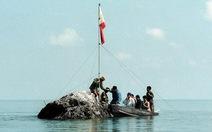 Tàu Trung Quốc đâm tàu cá Philippines
