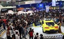 Xe Trung Quốc vào Việt Nam tăng mạnh trong năm 2014