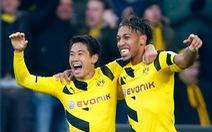 Thắng Freiburg, Dortmund tạm thoát vị trí chót bảng