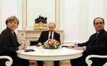 Châu Âu, Nga đạt thỏa thuận hòa bình Ukraine