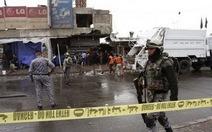 Baghdad ăn mừng dỡ bỏ lệnh giới nghiêm