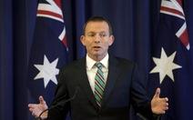 Thủ tướng Úc vượt qua cuộc bỏ phiếu bất tín nhiệm