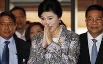 """Cựu Thủ tướng Thái Lan Yingluck """"muốn ăn mì cũng phải được phép"""""""