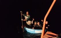 Bộ trưởng Thăng khen lực lượng cứu nạn ngư dân Hoàng Sa
