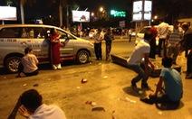 Nạn nhân bị xe Audi tông ở sân bay qua đời