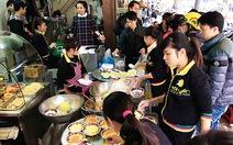 Tour ẩm thực Hà thành
