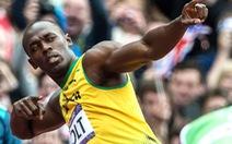"""""""Tia chớp"""" Usain Bolt sẽ nghỉ hưu vào năm 2017"""