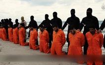 IS hành quyết 21 người Ai Cập, Cairo dọa trả thù
