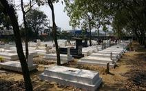 Ấm áp nghĩa trang Nhân dân Bình An