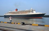 Tàu du lịch hạng sang đưa khách đến VN ngày cuối năm
