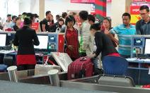 Tập trung giải quyết ùn tắc tại các sân bay