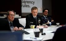 Sếp Yahoo chất vấn sếp NSA về quyền riêng tư
