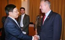 Thúc đẩy quan hệ Việt Nam - Hoa Kỳ,Hiệp định TPP