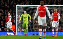 Arsenal thảm bại trước Monaco trên sân nhà