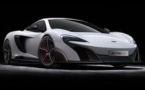 """Lộ McLaren """"nhanh như điện"""" tại triển lãm Geneva"""