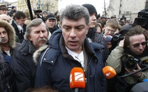 Thủ lĩnh đối lập Nga Nemtsov bị bắn chết