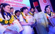 29 thầy thuốc trẻ nhậngiải thưởng Phạm Ngọc Thạch