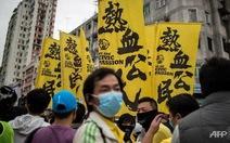 Cảnh sát Hong Kong bắt giữ 33 người biểu tình