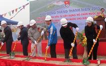 Xây dựng hồ chứa nước ngọt cho đảo Bạch Long Vỹ