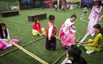 Hàn Quốc hỗ trợ trẻ em các gia đình đa văn hóa