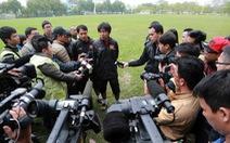 """HLV Miura: """"Giáo án tôi đưa ra với tuyển Olympic VN  là bình thường"""""""