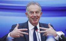 Ông Tony Blair: Cải cách DNNN, luôn bị phản đối nhưng phải làm