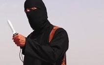 """Cha của""""Johnthánh chiến"""" phủ nhận con là """"đao phủ"""" IS"""