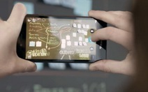 MWC 2015: ra mắt smartphone cảm ứng BlackBerry Leap