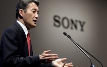 Sony vẫn kiên trì với cuộc đua smartphone