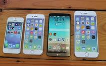 Smartphone xuất sắc nhất 2015: iPhone 6 và LG G3