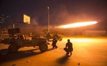 Iran hỗ trợ quân đội Iraq phản công IS