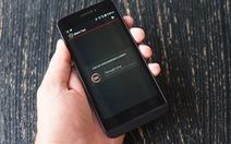"Smartphone ""siêu bảo mật"" Blackphone 2 ra mắt"