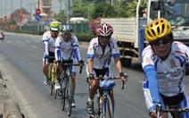 Khởi hành chuyến đạp xe đến Bangkok