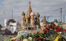 Nga bắt hai nghi can liên quan vụ ám sát ông Boris Nemtsov
