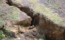 Xác định các điểm đứt gãy để ứng phó tai biến địa chất