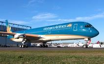 Vietnam Airlines ra mắt máy bay thế hệ mới