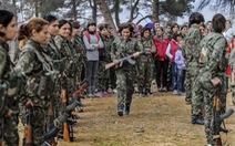 Nữ chiến binh Đức chống IS thiệt mạng