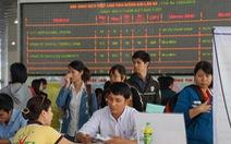 Sôi động sàn giao dịch việc làm tỉnh Đồng Nai