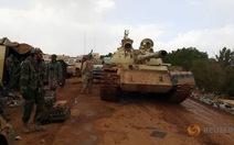 LHQ hoãn phê chuẩn yêu cầu nhập vũ khí của Libya