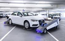 Audi chế tạo hai robot giúp việc thông minh