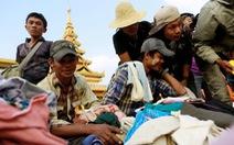 Đạn pháo từ Myanmar phá sập nhà ở Trung Quốc