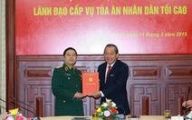 Ông Nguyễn Văn Hạnh làm Phó chánh án TAND tối cao